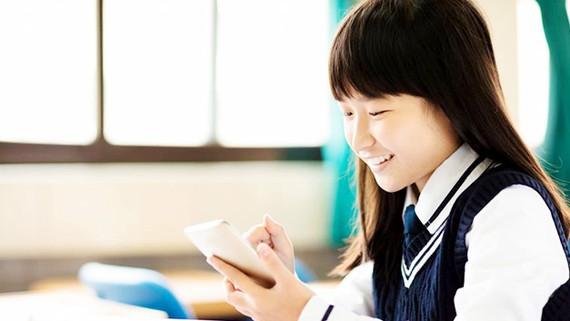 Học sinh Nhật Bản nghiện Internet tăng cao