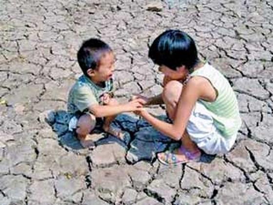 Cảnh báo tác động của biến đổi khí hậu với trẻ em