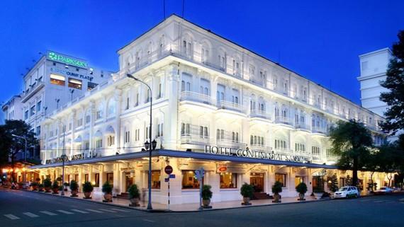 Continenal Saigon, khách sạn cổ nhất Việt Nam