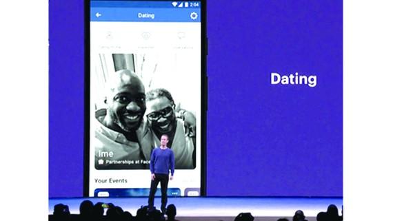 """Facebook thử nghiệm tính năng """"hẹn hò"""" tại Colombia"""