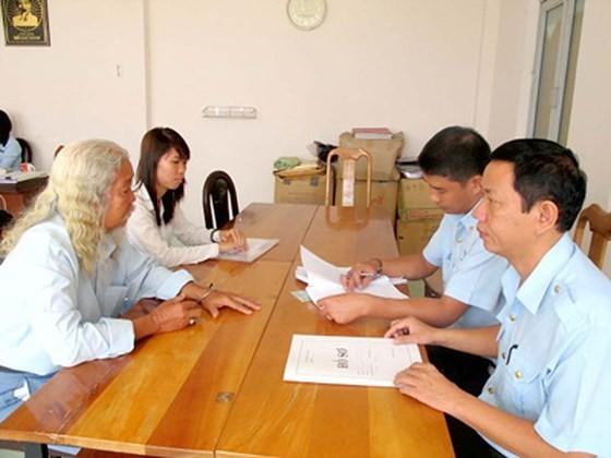 Thanh tra TPHCM tiếp nhận thông tin từ  người dân