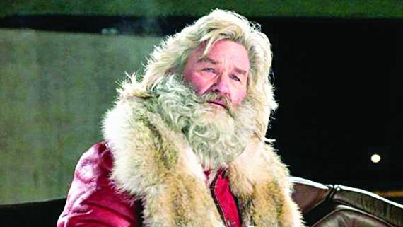 Phim mới về ông già Noel