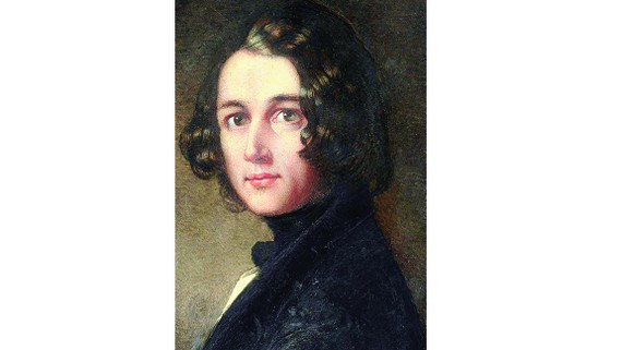 Tìm thấy chân dung thất lạc của Charles Dickens