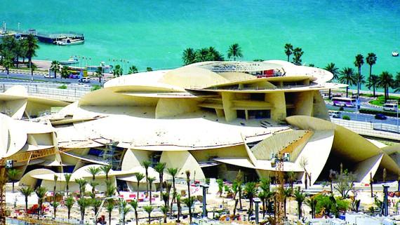 Qatar chuẩn bị ra mắt bảo tàng quốc gia