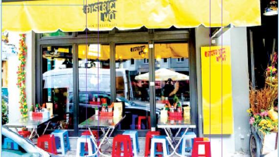 Nhà hàng District Một
