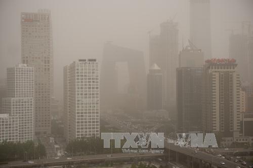 Thành phố ở Trung Quốc báo động ô nhiễm