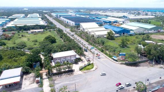 Cảng biển Quốc tế Long An được xem là lợi thế quan trọng của tỉnh Long An so với các địa phương khác  trong vùng.  Ảnh: TỐNG THANH