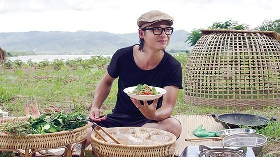 Luke Nguyễn - Nghệ sĩ ẩm thực Việt