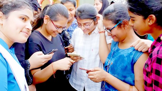 24% người dân Ấn Ðộ sở hữu điện thoại thông minh