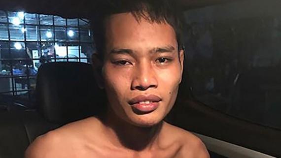 Công an đã bắt giữ Thạch Thanh Tuyền