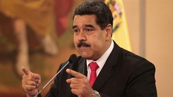 Tổng thống Nicolas Maduro