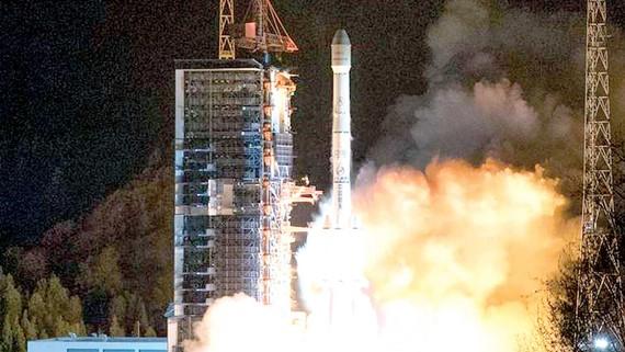 Tên lửa đẩy Trường Chinh đạt cột mốc 300 lần phóng