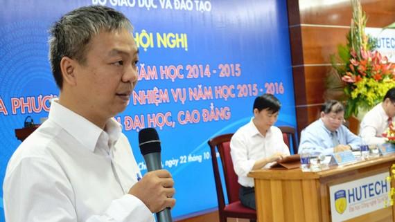 TS Nguyễn Quốc Chính