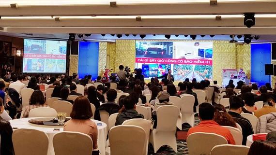 Hội nghị khách hàng của Prudential tại Hà Nội