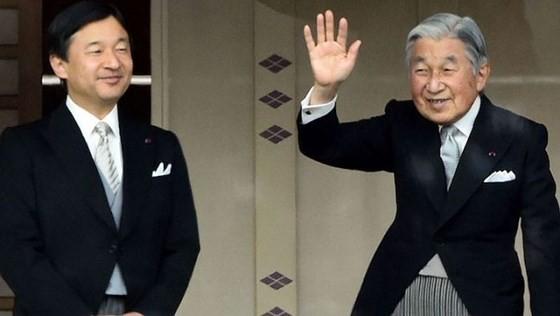 Thái tử Naruhito sẽ lên ngôi sau khi Nhật hoàng Akihito thoái vị vào ngày 30-4-2019