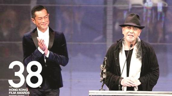 Giải thưởng điện ảnh Kim Tượng Hồng Công lần thứ 38