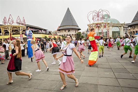 """""""Oktoberfest phiên bản Bà Nà"""" trở lại, hấp dẫn và tưng bừng hơn nhiều"""
