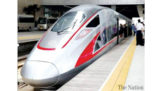 Thái Lan muốn trở thành trung tâm đường sắt xuyên ASEAN