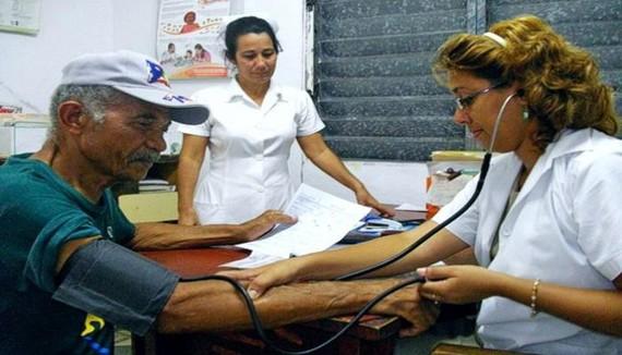 Cuba có số lượng bác sĩ cao nhất trong lịch sử