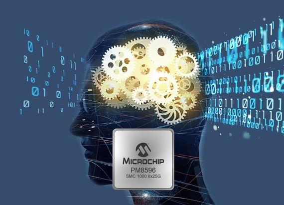 Microchip công bố bộ điều khiển bộ nhớ nối tiếp