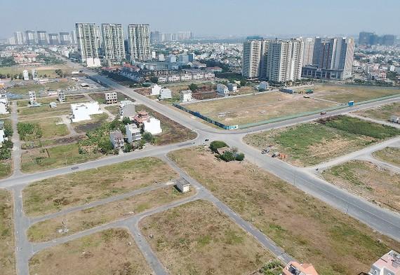 TPHCM ban hành hệ số điều chỉnh giá đất năm 2019