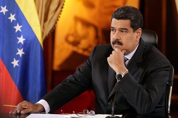 Tổng thống Maduro