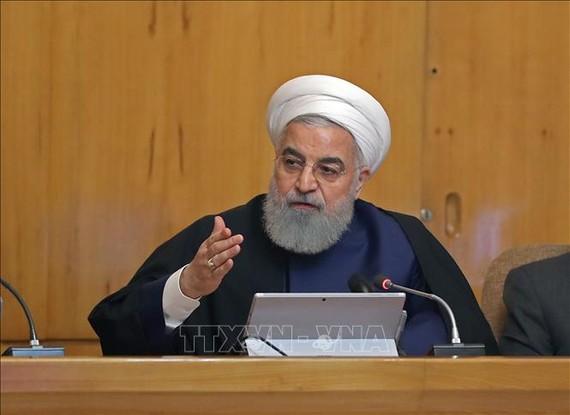 Tổng thống Iran Hassan Rouhani. Ảnh: AFP/TTXVN