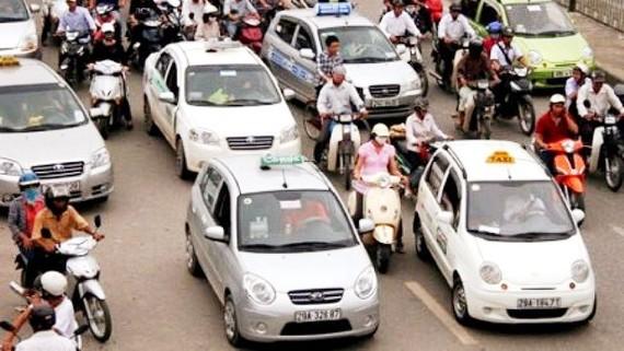 Các Hiệp hội Taxi kiến nghị về đổi màu biển số đối với các phương tiện kinh doanh vận tải