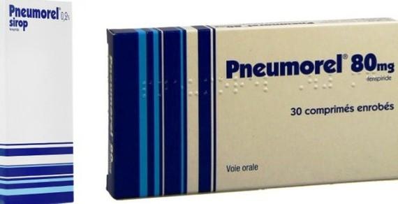 Thu hồi thuốc Pneumorel vì nguy cơ gây rối loạn nhịp tim