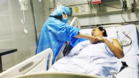 Người đàn ông được ghép gan từ một lá gan chia đôi ở BV Việt Đức