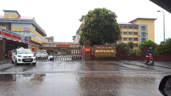Bệnh viện Đa khoa tỉnh Hà Tĩnh