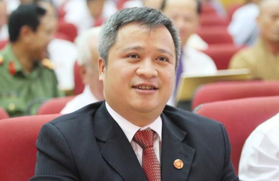 Ông Trần Tiến Hưng, tân Chủ tịch UBND tỉnh Hà Tĩnh