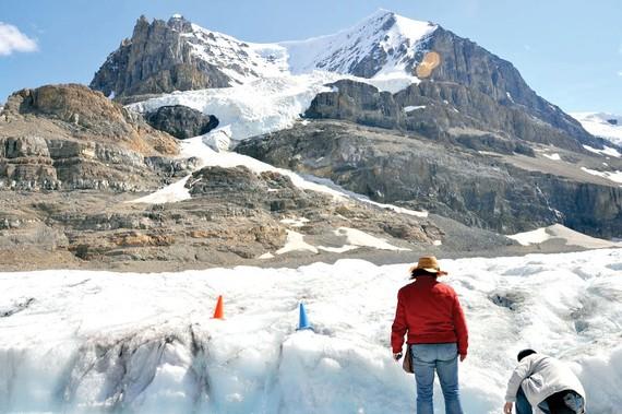 Sông băng ở Colombia sẽ biến mất trong 30 năm tới