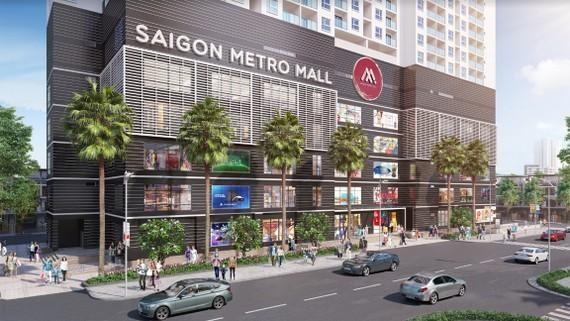 Saigon Metro Mall lựa chọn mới của giới đầu tư