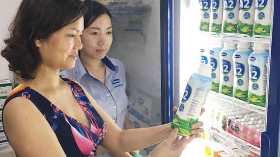 Sữa tươi 100% A2 đầu tiên đã có mặt tại thị trường Việt Nam