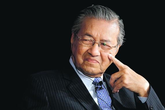 Thủ tướng Malaysia Mahathir Mohamad lo ngại người Malaysia không thể cạnh tranh được nếu nước này chào đón quá nhiều thương nhân Trung Quốc