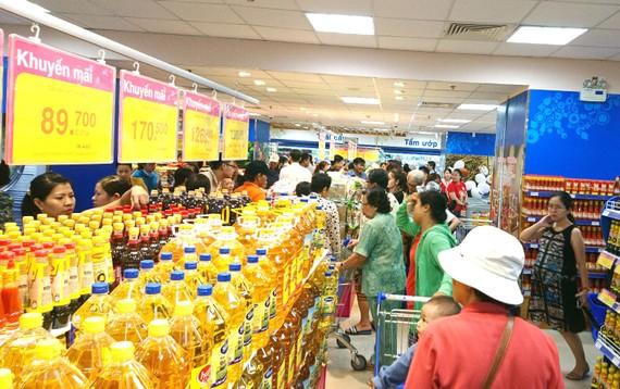 Sản phẩm dầu ăn đa dạng, đáp ứng sự lựa chọn của người tiêu dùng