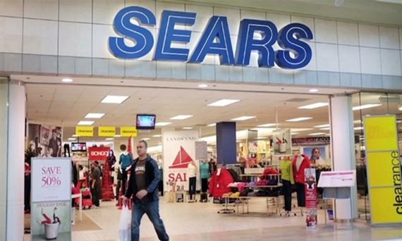 Tập đoàn bán lẻ nổi tiếng Sears phá sản