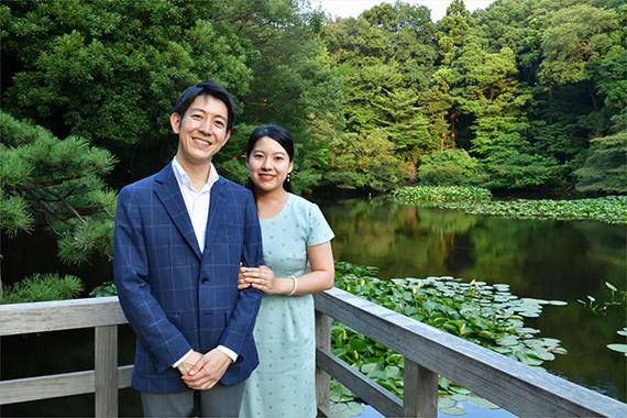 Công chúa Nhật Bản kết hôn với thường dân