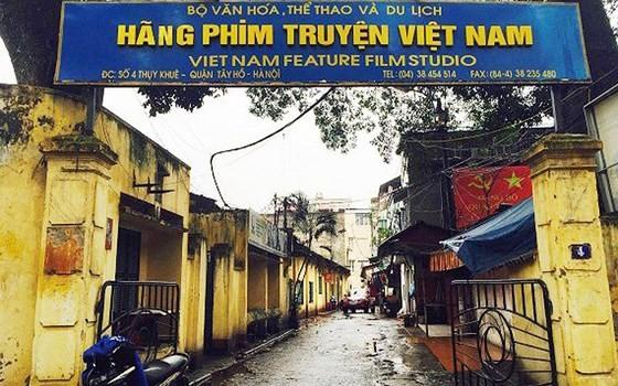 Trụ sở Hãng phim truyện Việt Nam