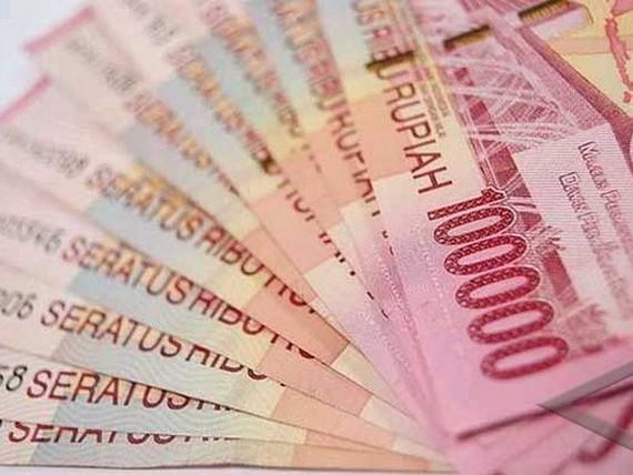Đồng rupi Indonesia giảm giá xuống mức thấp nhất kể từ năm 1998