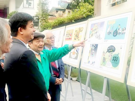 Tác phẩm Vỏ bọc của tác giả Trần Hải Nam - giải Ba