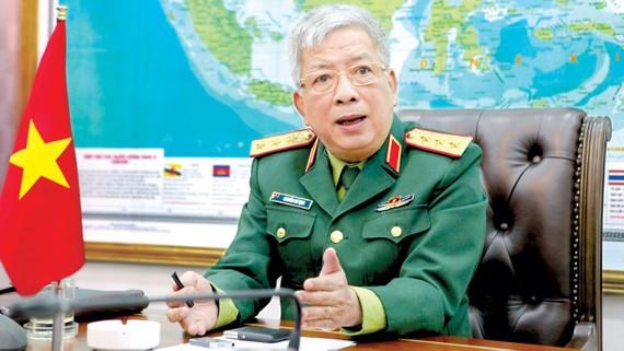 Thượng tướng Nguyễn Chí Vịnh: Phải biết trân trọng giá trị của hòa bình