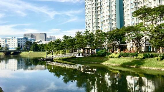 Nét đẹp yên bình nơi đảo quốc Singapore
