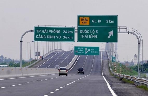 Sẽ nhượng quyền khai thác dự án cao tốc Hà Nội - Hải Phòng