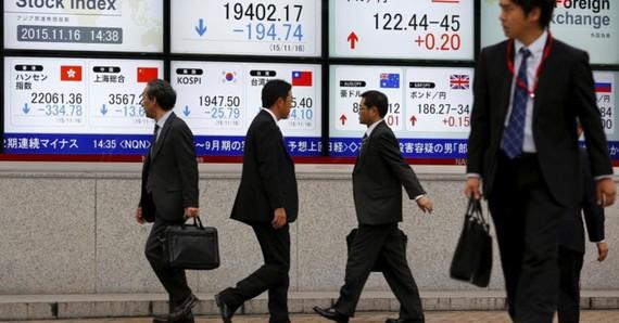 Kinh tế Nhật Bản tăng trưởng tháng thứ 74 liên tiếp