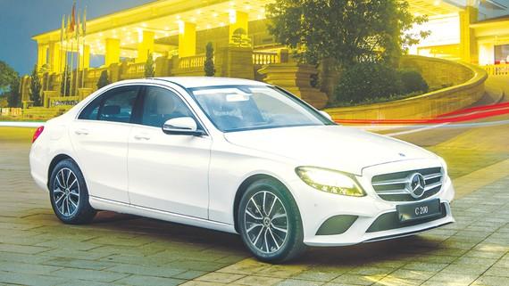 C-Class nâng cấp mới là mẫu sedan lý tưởng ở tầm giá trên 1,5 tỷ đồng