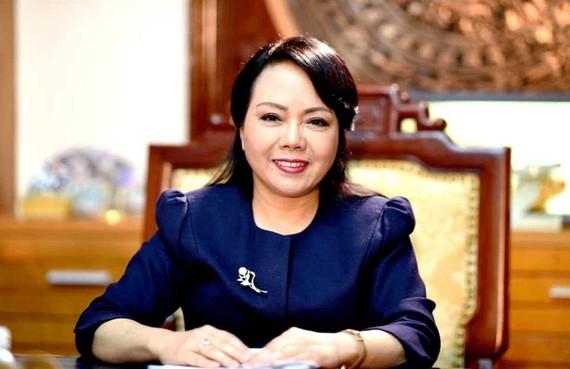 Bộ trưởng Bộ Y tế Nguyễn Thị Kim Tiến