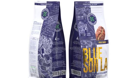 Ra mắt sản phẩm cà phê hảo hạng Blue Son La
