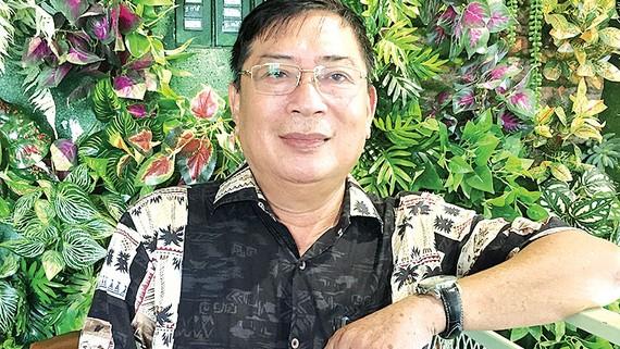 Nhà thơ Phạm Sỹ Sáu